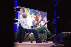 Richard Dawkins at Bluedot Festival